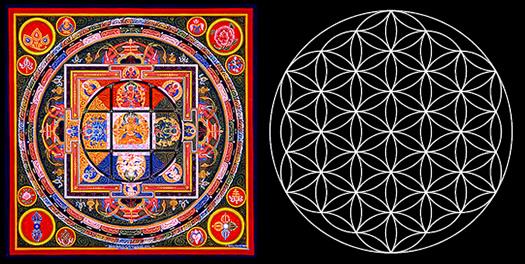 マンダラ・神聖幾何学
