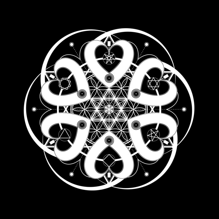 多層構造魔法陣 TheWorld -heart